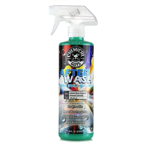 AFTER WASH - SHINE WHILE YOU DRY DRYING AGENT