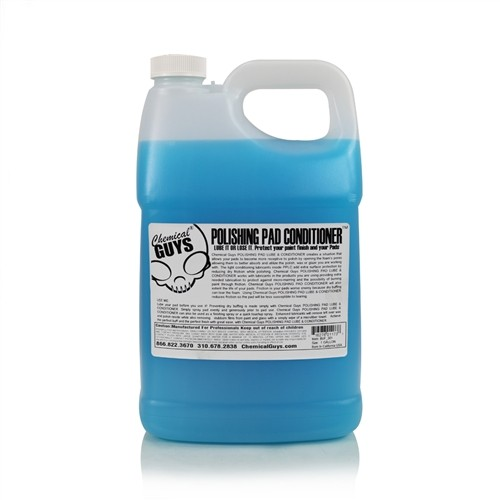 POLISHING & BUFFING PAD CONDITIONER GALLON