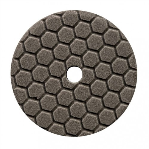 HEX-LOGIC QUANTUM FINISHING PAD, BLACK (5.5 INCH)