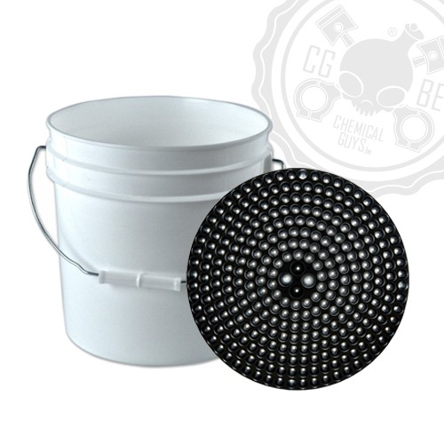 BUCKET + CYCLONE DIRT TRAP CAR WASH BUCKET INSERT KIT
