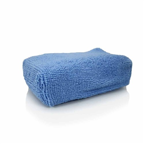 PREMIUM GRADE MICROFIBER APPLICATOR, BLUE