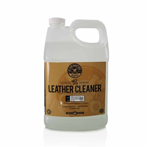 LEATHER CLEANER - COLORLESS & ODORLESS SUPER CLEANER GALLON