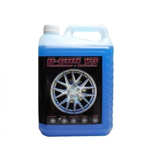 D-CON V3 WHEELCLEANER & DE-IRONIZER (5000ML)