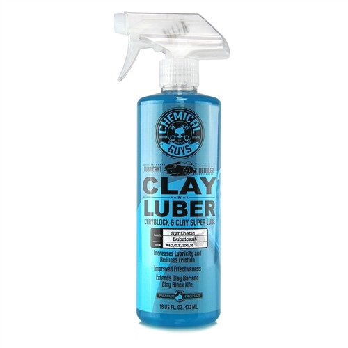 LUBER - SYNTHETIC LUBRICANT & DETAILER