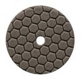 HEX LOGIC QUANTUM 6,5 INCH BLACK FINISHING PAD