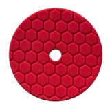 HEX LOGIC QUANTUM 6,5 INCH RED FINESSE FINISHING PAD