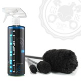 WHEEL WOOLIES WHEEL BRUSHES + FREE WHEEL CLEANER