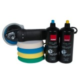 RUPES BIGFOOT 21MM - LHR21II_STD - ORBITAL POLISHER MARK II (MK2) STANDARD KIT (6 items)