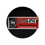 PETE'S '53 BLACK PEARL CRYSTAL POLYMER WHITE CARNUBA PASTE WAX