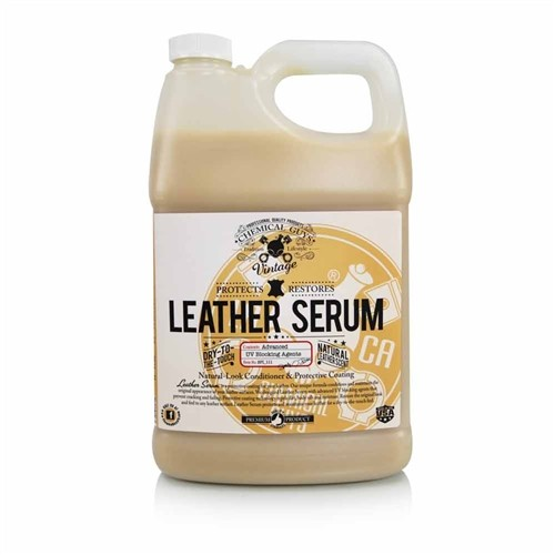 LEATHER PROTECTANT - DRY-TO-THE-TOUCH SERUM GALLON