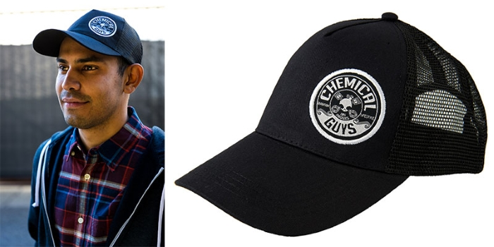 Chemical Guys Belgium Trucker Hat f962379c3f2