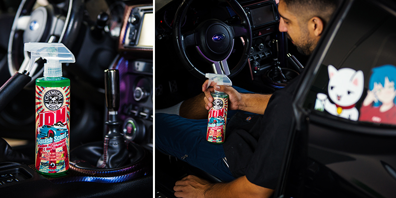 Chemical Guys JDM scent