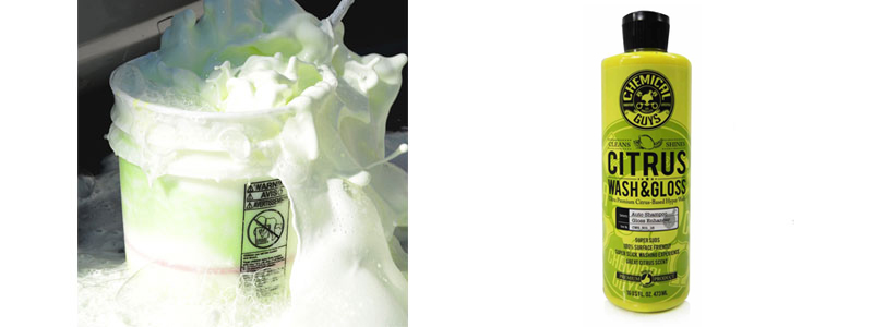 citrus wash gloss concetrated car wash. Black Bedroom Furniture Sets. Home Design Ideas