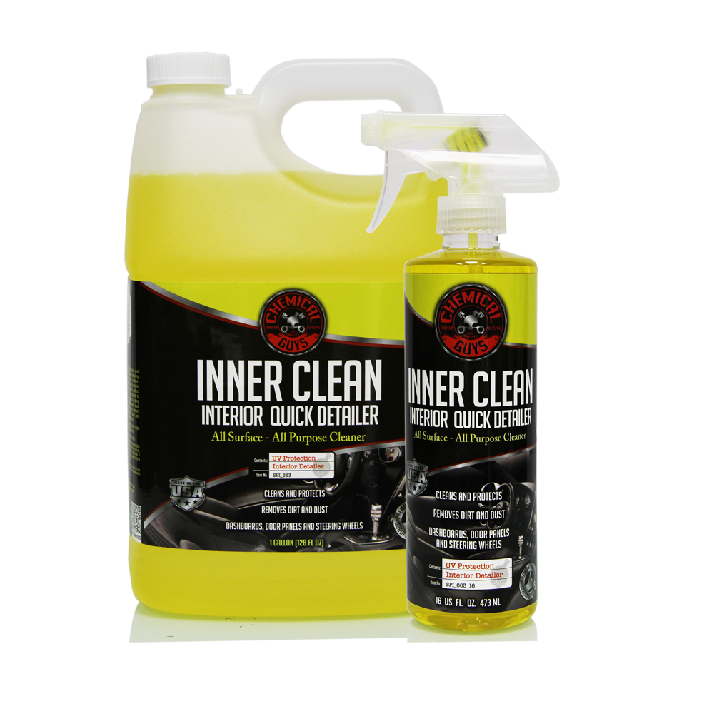 innerclean interior quick detailer protectant gallon. Black Bedroom Furniture Sets. Home Design Ideas