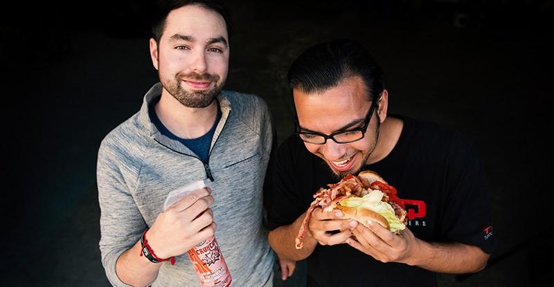 Cruncy Bacon Scent