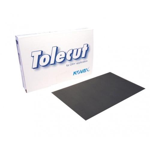 KOVAX TOLECUT BLACK P3000, 70X114MM, 25 PACK