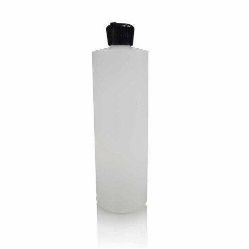CLEAR PVC WORK BOTTLE 473ML