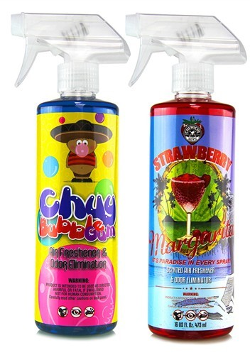 STRAWBERRY MARGARITA SCENT & CHUY BUBBLE GUM SCENT COMBO PACK