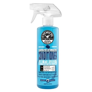 POLISHING & BUFFING PAD CONDITIONER