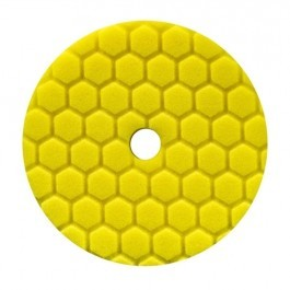 HEX LOGIC QUANTUM 6,5 INCH YELLOW HEAVY CUTTING PAD