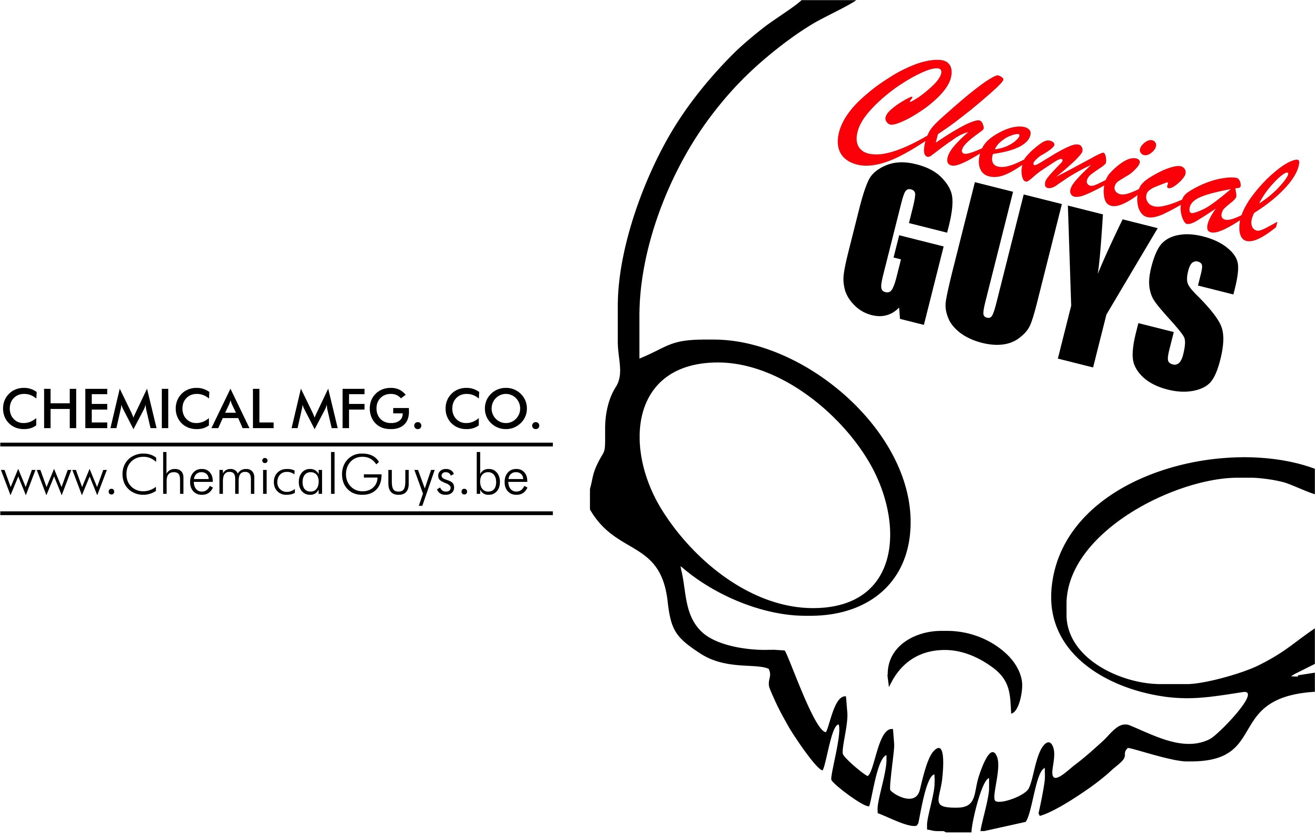 CHEMICAL GUYS XL FLAG