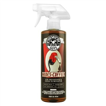 RIDES AND COFFEE SCENT PREMIUM AIR FRESHENER AND ODOR ELIMINATOR