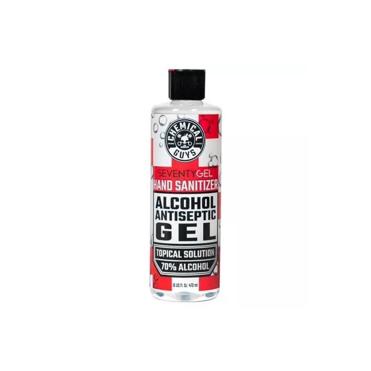 SeventyGel Gel Hand Sanitizer 70% Alcohol Topical Solution!
