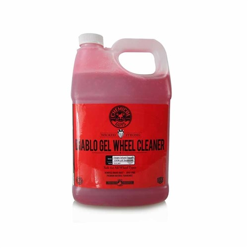 DIABLO GEL WHEEL & RIM CLEANER GALLON