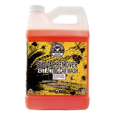 BUG & TAR HEAVY DUTY CAR WASH SHAMPOO GALLON