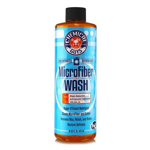 MICROFIBER WASH CLEANING DETERGENT CONCENTRATE