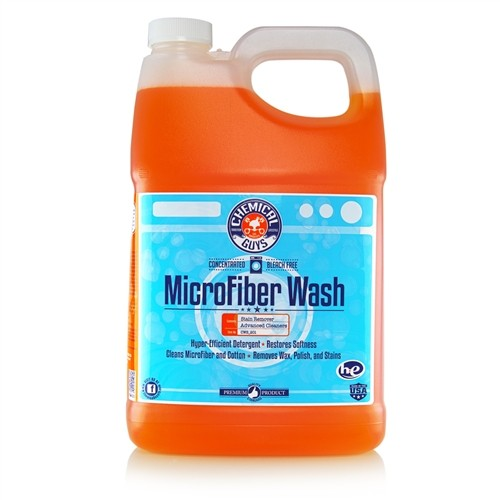 MICROFIBER WASH CLEANING DETERGENT CONCENTRATE GALLON