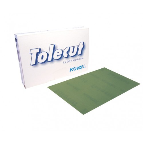 KOVAX TOLECUT GREEN P2500, 70X114MM, 25 PACK