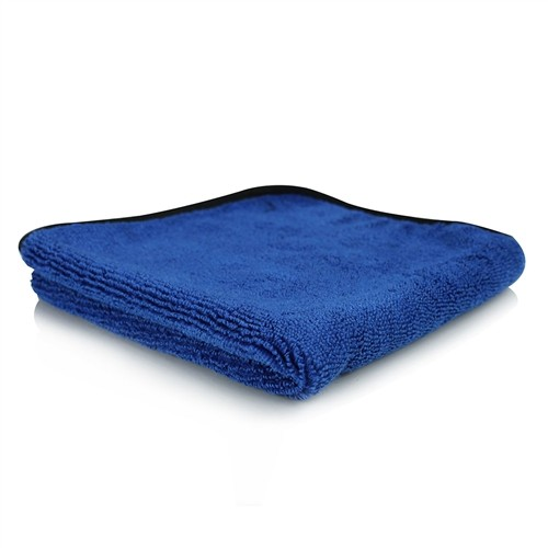 MONSTER EXTREME THICKNESS MICROFIBER TOWEL, BLUE 60CM X 40CM