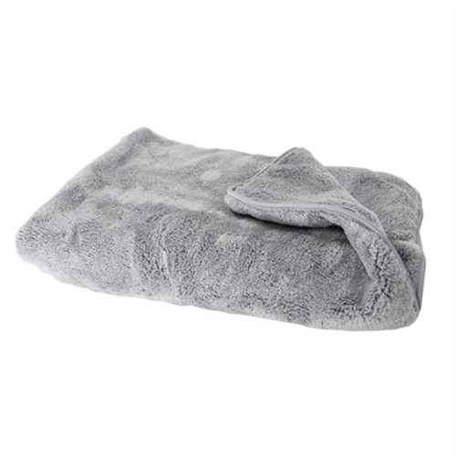 WOOLLY MAMMOTH MICROFIBER DRYER TOWEL, 90CM X 60CM