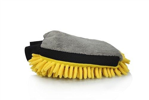 THREE - WAY PREMIUM WASH MITT