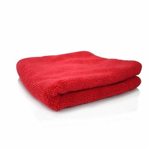 FLUFFER MIRACLE SUPRA MICROFIBER TOWEL, RED 60CM X 40CM