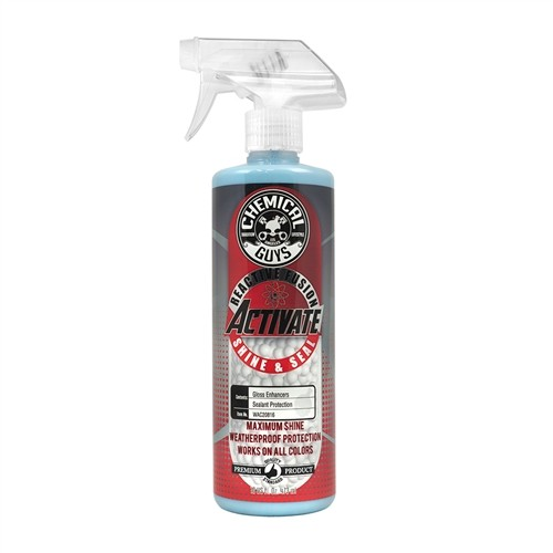 ACTIVATE INSTANT WET FINISH SHINE AND SEAL SPRAY SEALANT AND PAINT PROTECTANT