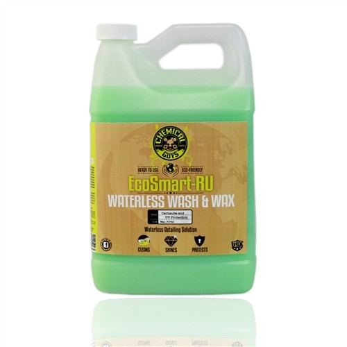 ECOSMART-RU (READY TO USE) WATERLESS CAR WASH & WAX GALLON