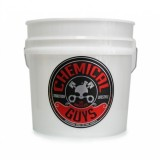 HEAVY DUTY DETAILING BUCKET 4.5 GALLON - 19 LITER