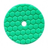 HEX LOGIC QUANTUM 6,5 INCH GREEN HEAVY POLISHING PAD