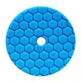 HEX LOGIC QUANTUM 6,5 INCH BLUE  SOFT POLISHING PAD