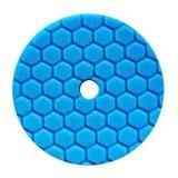 HEX-LOGIC QUANTUM POLISHING/FINISHING PAD, BLUE (5.5 INCH)