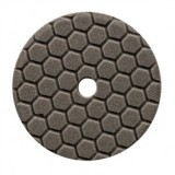 HEX LOGIC QUANTUM 6,5 INCH BLACK FINISHING PAD