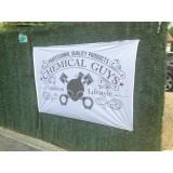 CHEMICAL GUYS VINTAGE FLAG