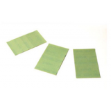 LIGHT CUT GRIT LATEX SELF-ADHESIVE SANDING SHEETS P2500, 3 PACK