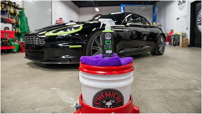 Chemical Guys Belgium Carbon Flex C9 vitalize sealant