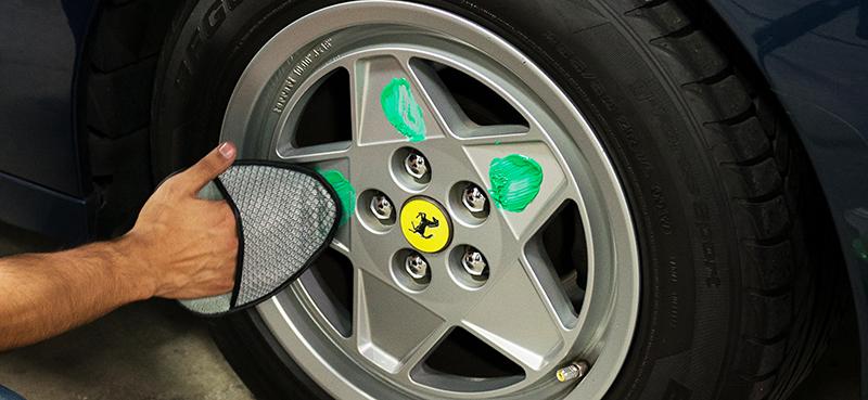 Wheel Guard Max Coat Rim Wheel Sealant